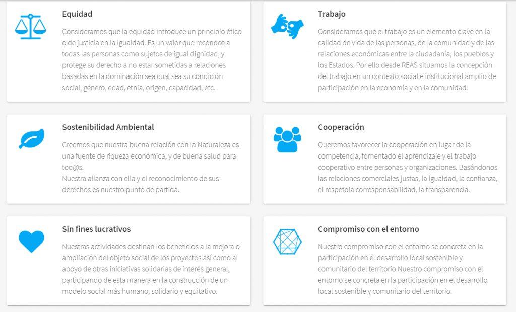 La Carta de Principios dela Economía solidaria La Economía Solidaria